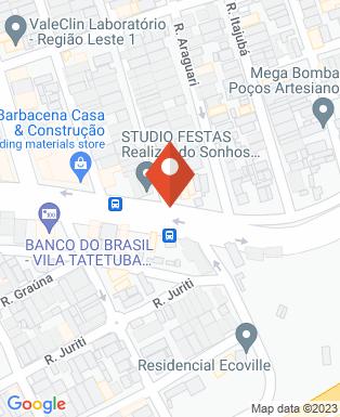 Mapa da empresa La Bier Pub