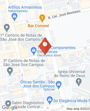 Mapa da empresa Mattec Inspeção e Manutenção Predial