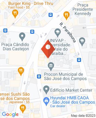 Mapa da empresa Cernizza Construtora