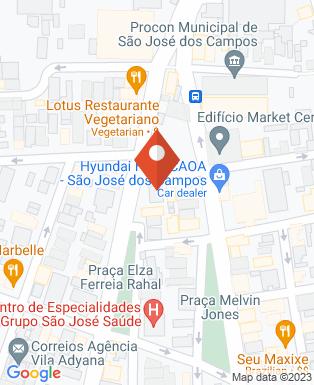 Mapa da empresa Geocampos Sondagem e Estaqueamento