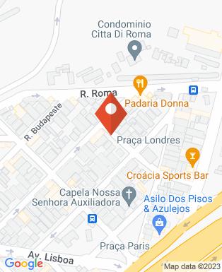 Mapa da empresa Fasstec Telecomunicações