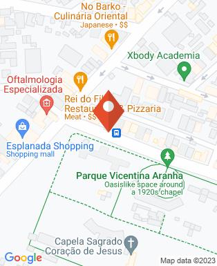 Mapa da empresa Vex Grafica Digital