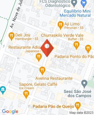 Mapa da empresa Página Comunicação