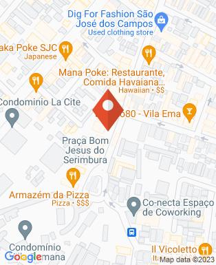 Mapa da empresa Fotogeo