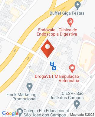 Mapa da empresa Tag Sistemas de Automação