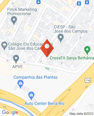 Mapa da empresa Construtora e Incorporadora Fedatto