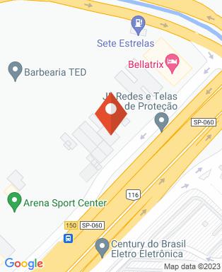 Mapa da empresa Assembléia de Deus de São José dos Campos