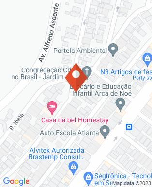 Mapa da empresa Estefano & Quintanilha Construtora
