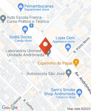 Mapa da empresa Zaia Comunicação