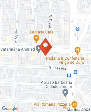 Mapa da empresa Rheal Consultores - São José dos Campos