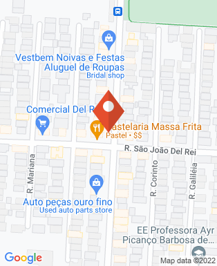 Mapa da empresa Bastos & Pinheiro Instalação e Manutenção