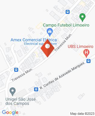 Mapa da empresa Enterpa Engenharia Ltda