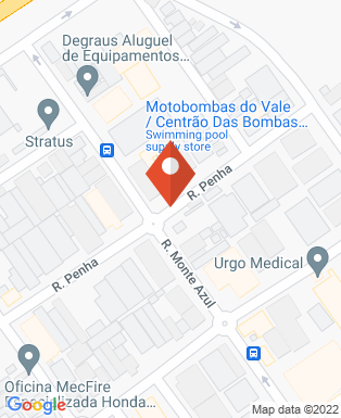 Mapa da empresa Vectra Usinagem Ltda EPP