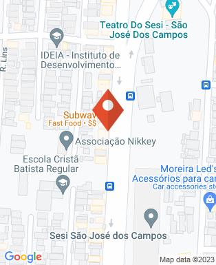 Mapa da empresa Iso Metro Comercial
