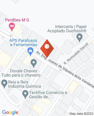 Mapa da empresa Bca Textil