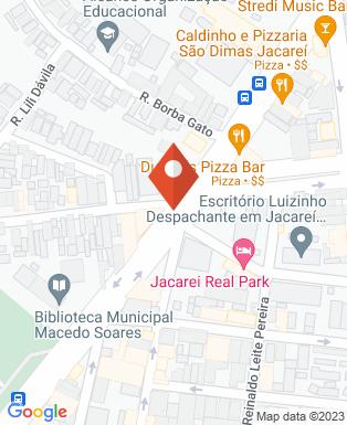 Mapa da empresa Vivas Network