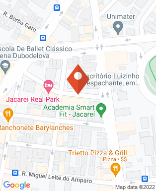 Mapa da empresa Longana Construtora e Incorporadora