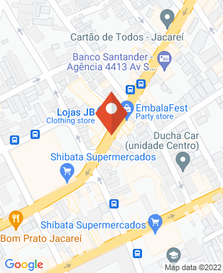 Mapa da empresa Brás Móvel Comercial