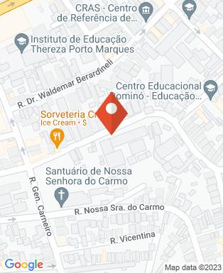 Mapa da empresa Sespo Indústria e Comércio Ltda