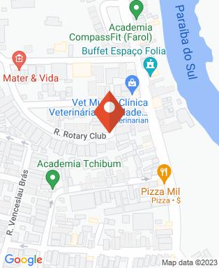 Mapa da empresa Lajes Italianinho Ind., Com. E Mao De Obra