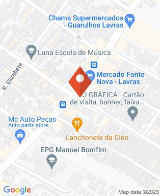 Mapa da empresa Prefeitura Municipal de Arapeí
