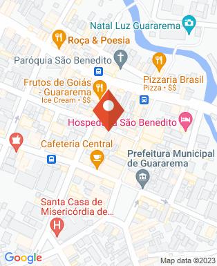 Mapa da empresa Auto Moto Escola São Judas Tadeu