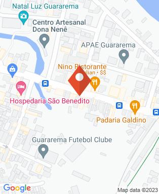 Mapa da empresa Tintas São Miguel