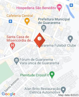 Mapa da empresa Terradillo Café