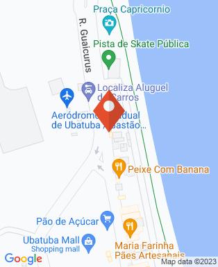 Mapa da empresa Estância Litoral