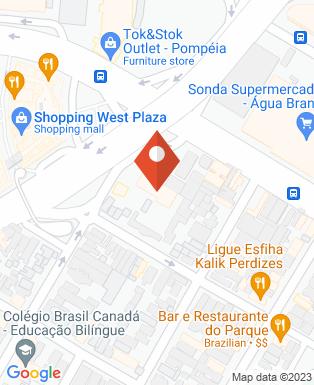 Mapa da empresa Balboa Concept