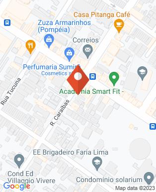 Mapa da empresa Gear Seo