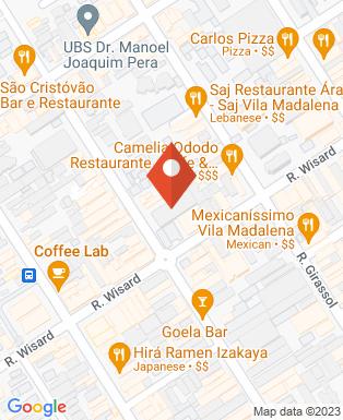 Mapa da empresa NBS