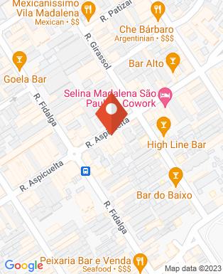 Mapa da empresa Evoluir