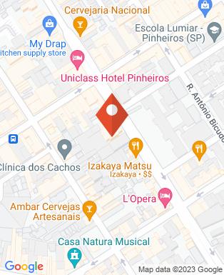 Mapa da empresa Loures Consultoria
