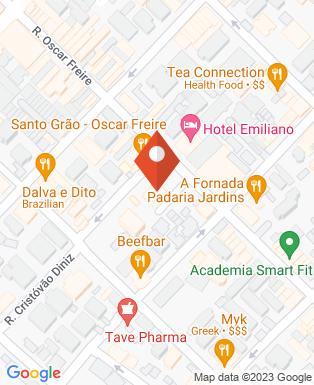 Mapa da empresa Agência Virta