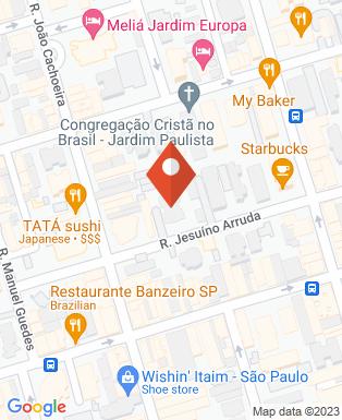 Mapa da empresa Conteúdo Empresarial