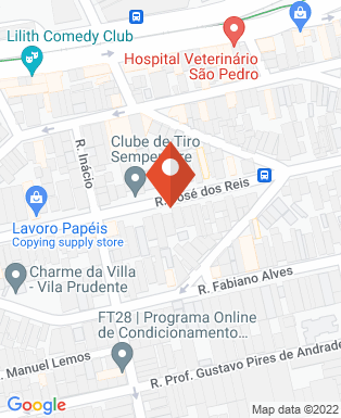 Mapa da empresa Grupo Ferga