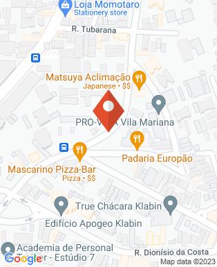 Mapa da empresa Comando de Policiamento Ambiental