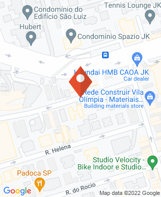 Mapa da empresa Dreamone