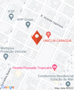 Mapa da empresa Unimed Santos Dumont
