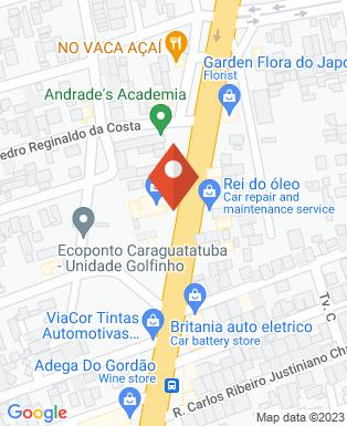 Mapa da empresa Centerplex - Serramar Shopping