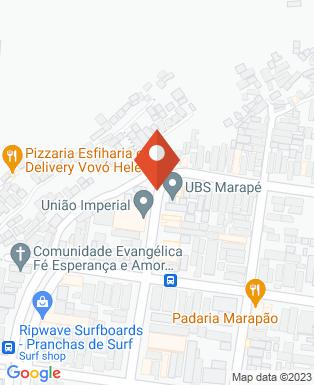 Mapa da empresa Prefeitura Municipal de Areias