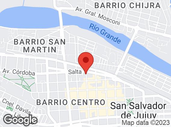 Jujuy – Centro