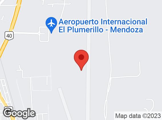 Mendoza – Aeropuerto
