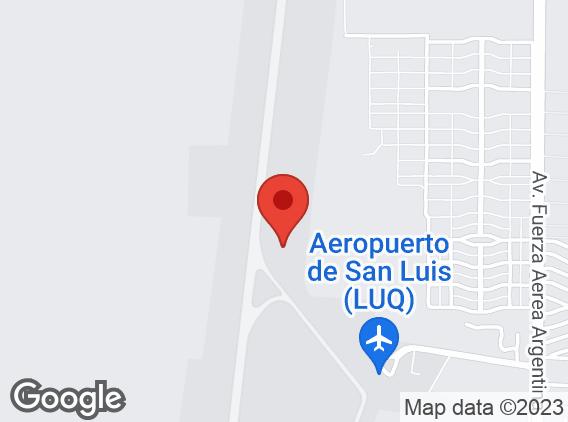 San Luis – Aeropuerto