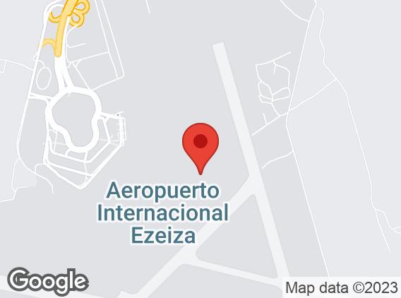 Buenos Aires – Ezeiza Aeropuerto