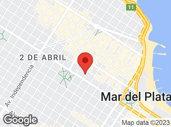 Mar Del Plata – Downtown