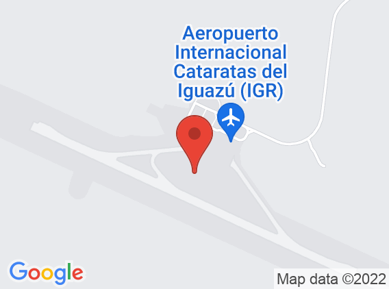 Puerto Iguazú – Aeropuerto
