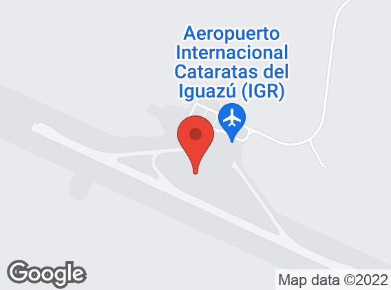 Puerto Iguazú – Airport