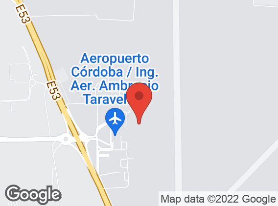 Córdoba – Airport